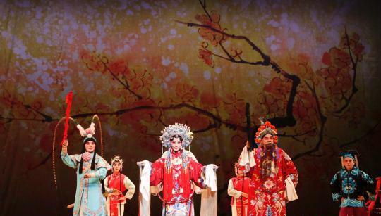 中国昆剧艺术节开幕