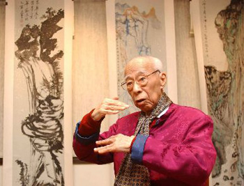 饶宗颐:集学术艺术于一身的国学大师