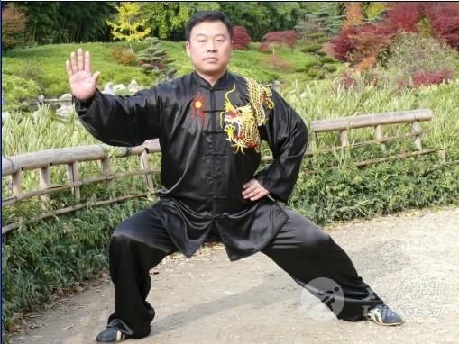 太极武者——张东武