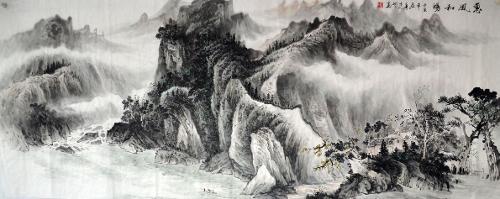 中国画的创作
