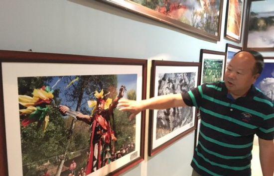 范长江行动——兰州文理学院摄影展看甘肃风光