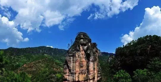 """云南8个""""国字号""""森林公园 无与伦比的美丽"""