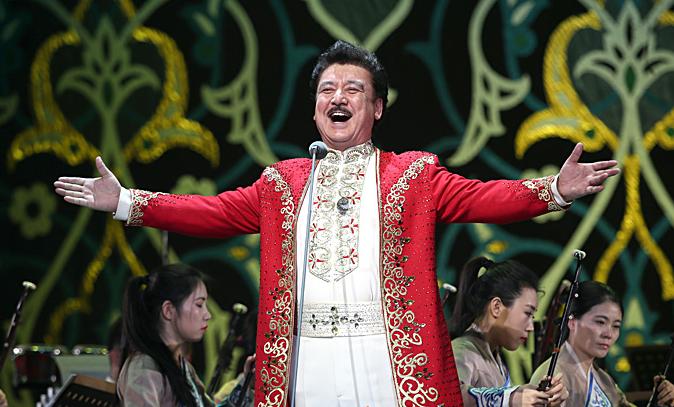 """2017新年音乐会""""多彩中华""""在民族剧院上演"""
