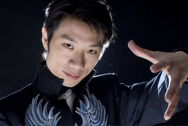 世界顶级魔术大师戴滨淳