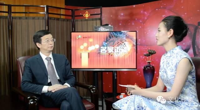 陈少峰:畅谈互联网+文化产业的发展未来