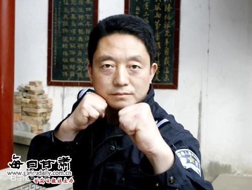 武术名家张飞虎再出新作被公安部列入教材序列