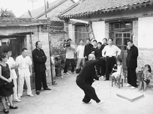 内家陆合拳第五世传人成守海:中华武术与道家阴阳学说