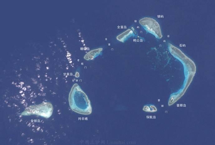 西沙群岛:一个比马尔代夫更美的地方