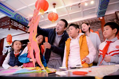 刘宾与宫廷风筝