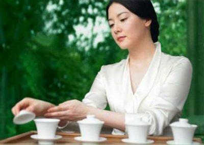 禅茶茶艺表演