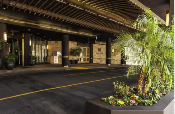 洛杉矶市中心希尔顿逸林酒店