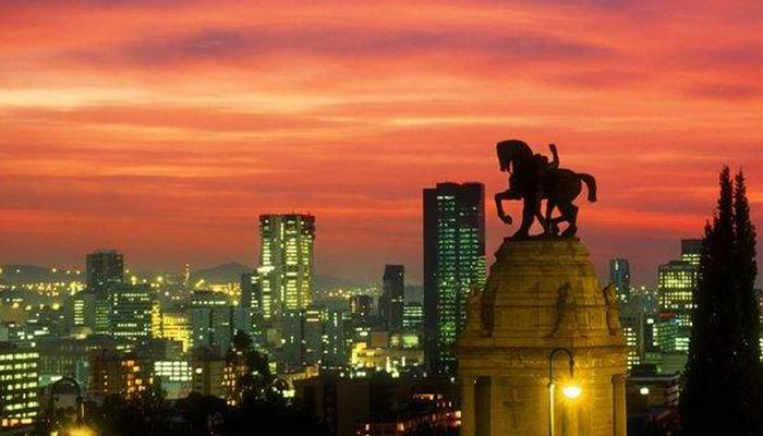 中国文化视窗-南非台