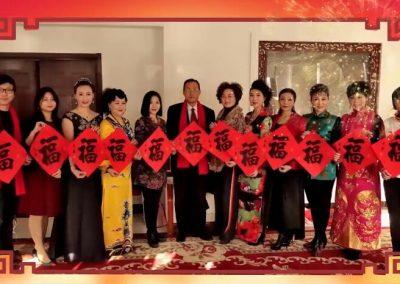 中国文化视窗总编辑部向全球华人华侨拜年啦!