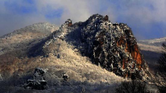 精彩吉林 相约世界——集安 甜糯的冬天