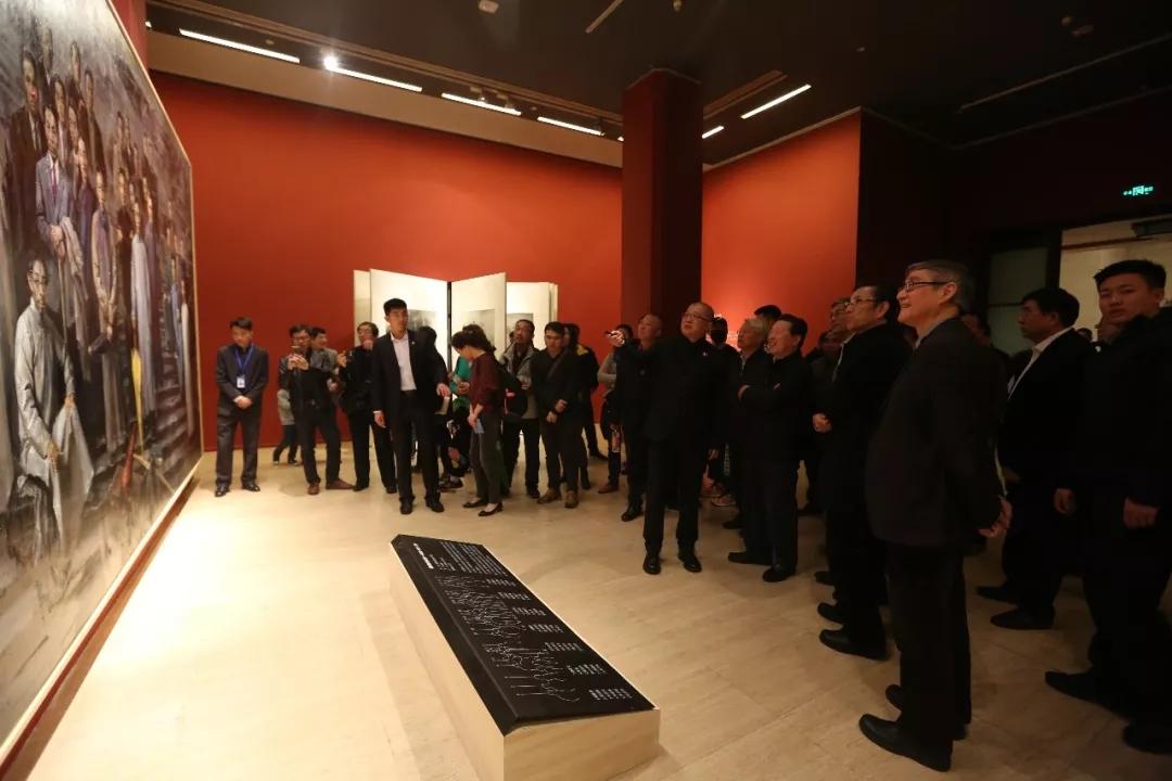 中国美术学院九十周年纪念展在京举办