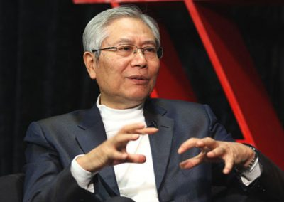 中国音乐家协会流行音乐学会主席付林:祝大家新春快乐