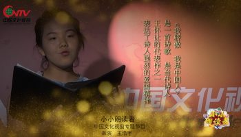 王浩宇《我骄傲我是中国人》