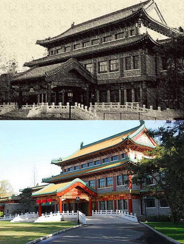 镜头下的中国变化