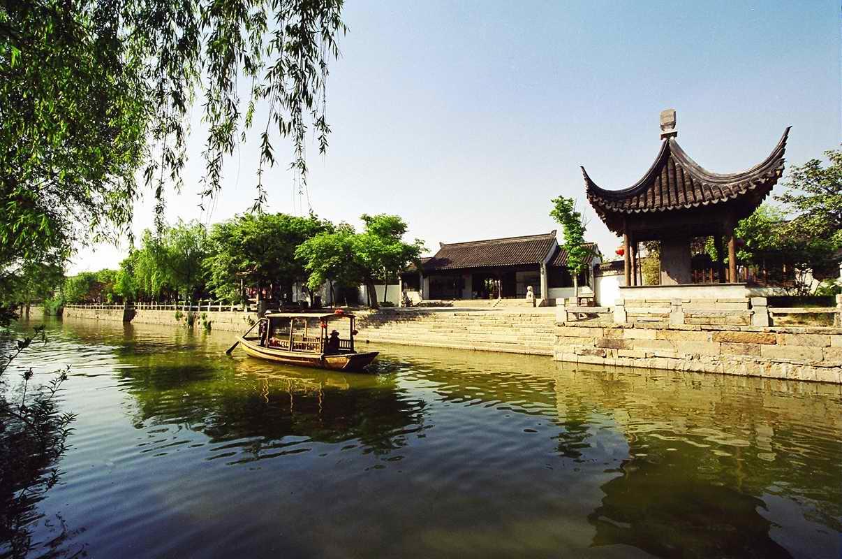 百城风光之苏州