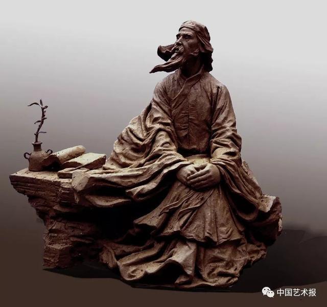 不需要旁白的雕塑才是好雕塑