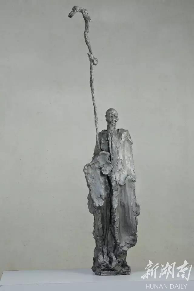 叶文智:不落幕的展览,不停步的艺术