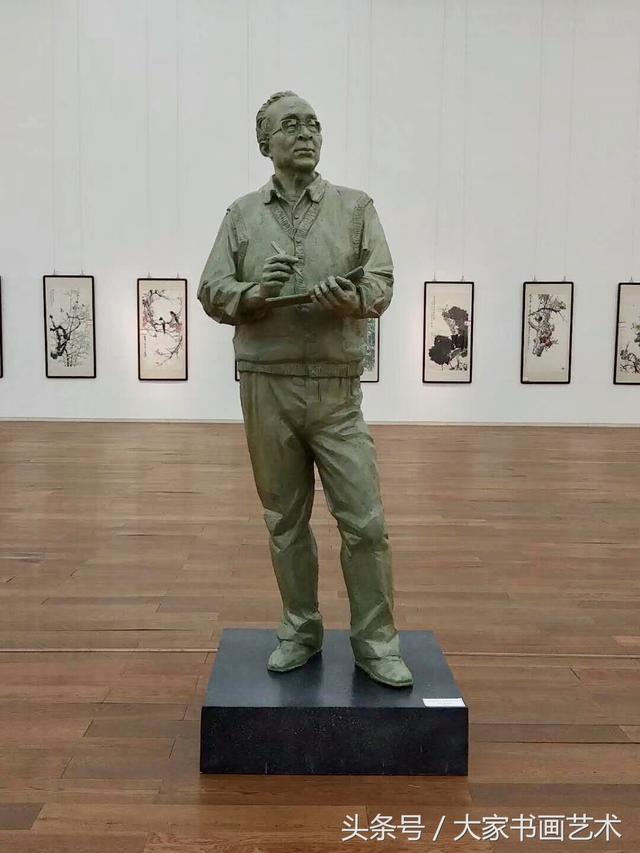 孙其峰先生是天津美术最强阵容的摆渡人