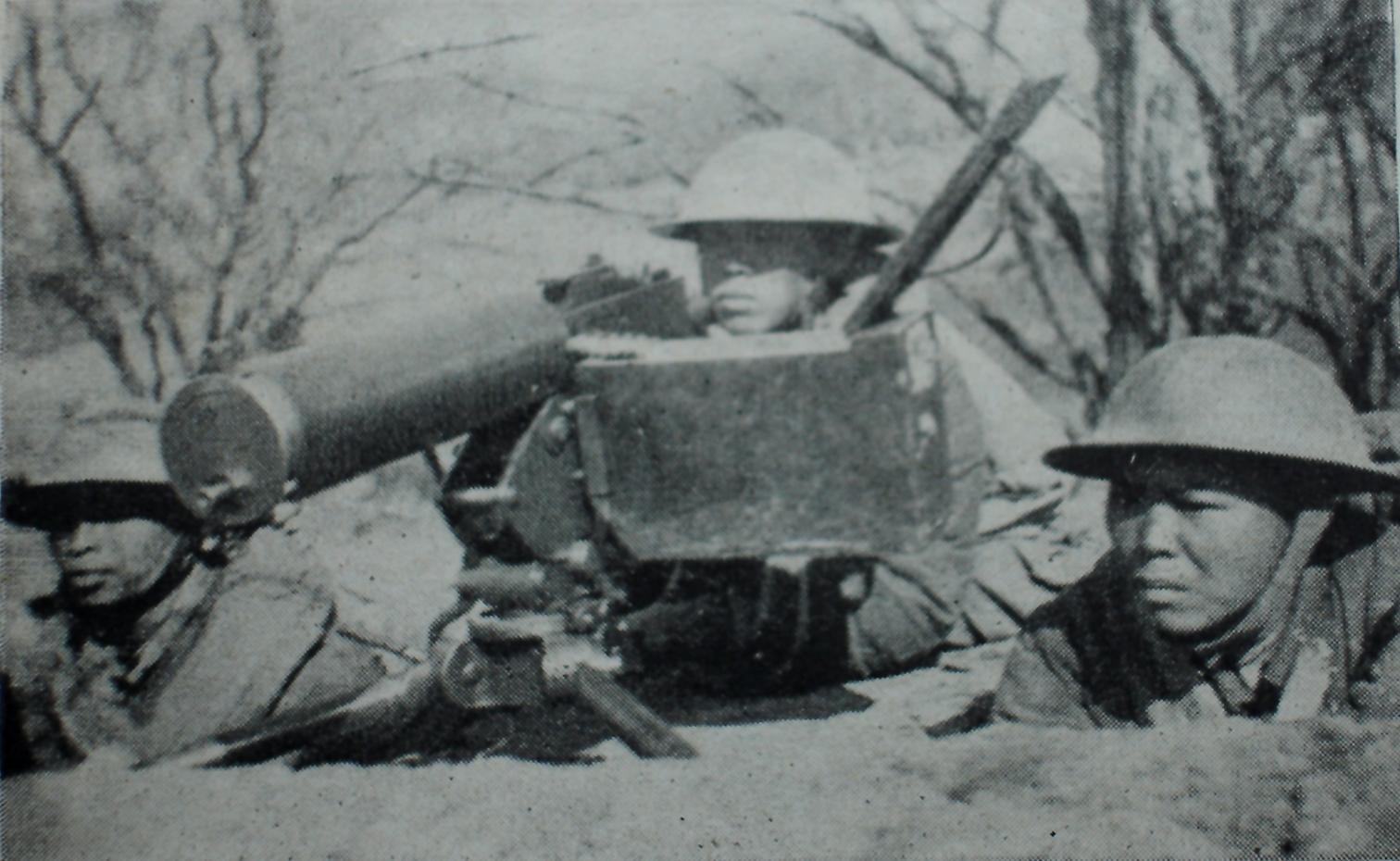 抗日战争正面战场珍贵影像志