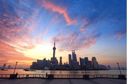 城市风光,人世间的和谐,众生内心的温暖