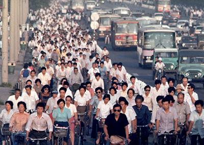 80年代的中国