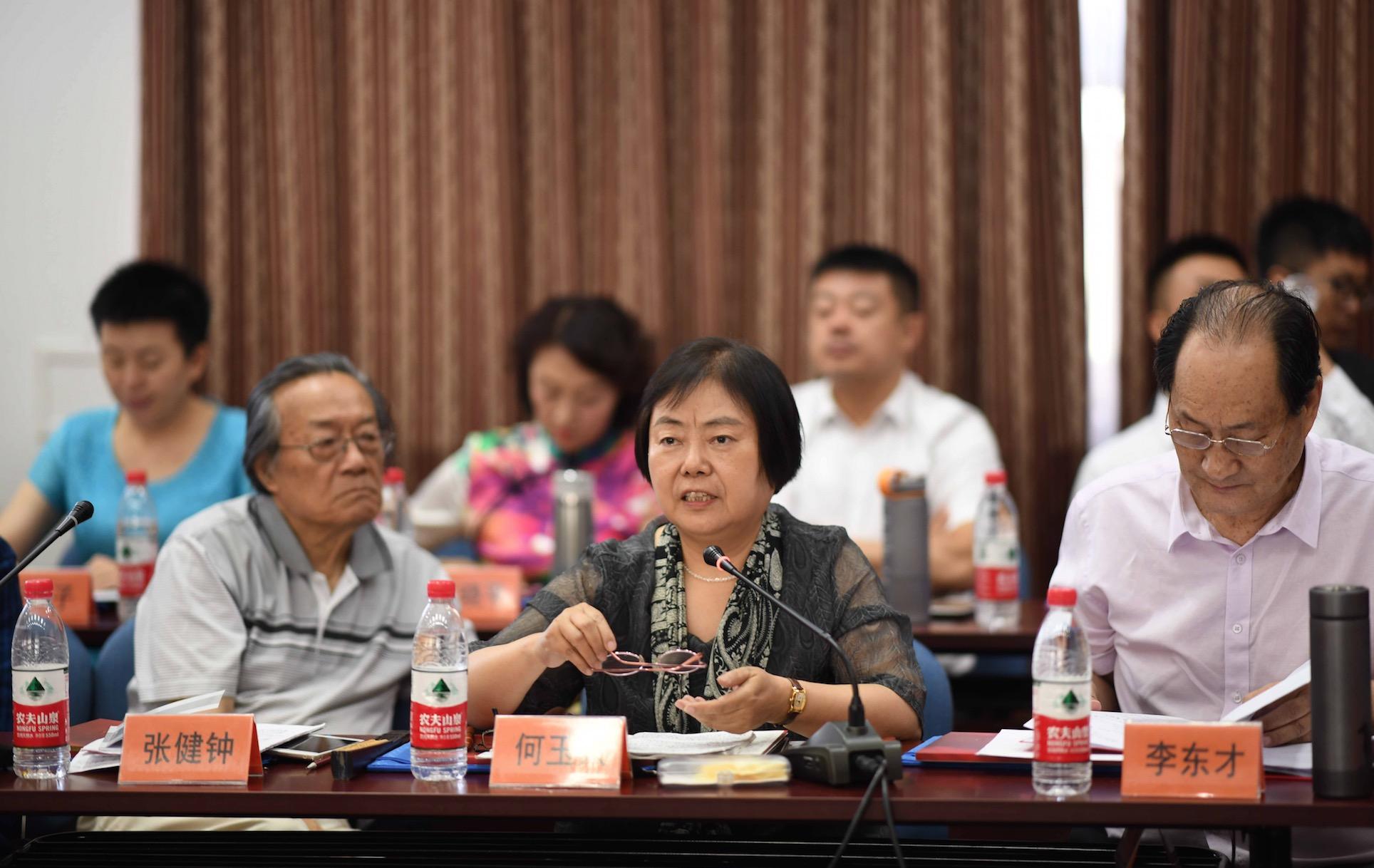 何玉人:山西坚定走中国特色社会主义道路的决心,从艺术上得到了体现