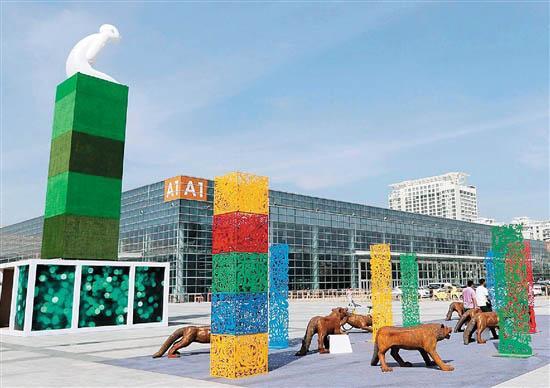 建构一座城市的艺术生态