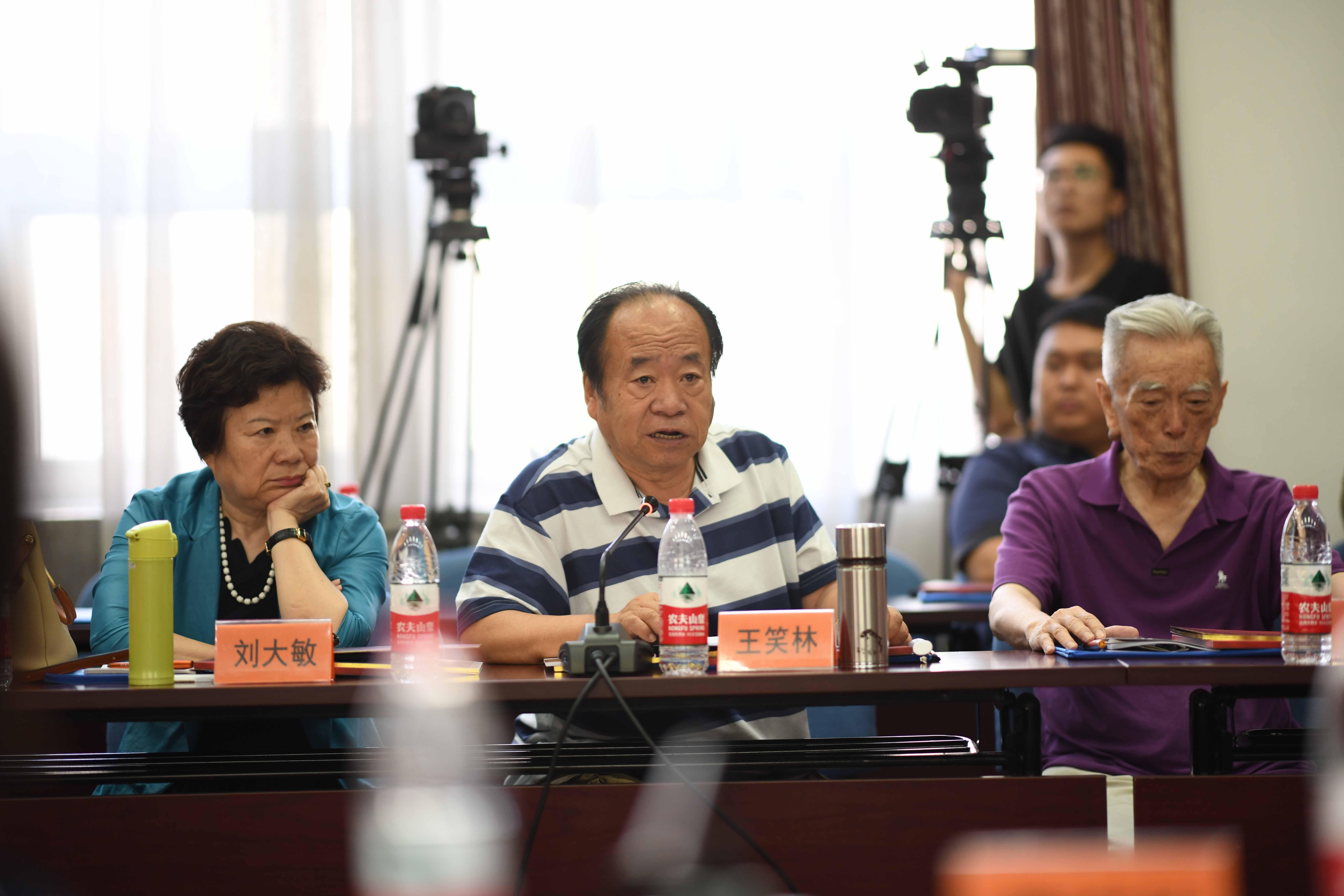 王笑林:艺术水准已经达到炉火纯青,受到专家好评是当之无愧