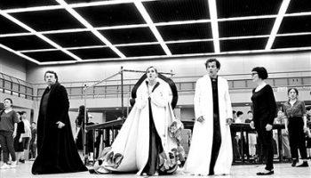 新版《罗密欧与朱丽叶》将亮相国家大剧院