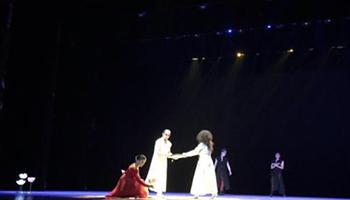 中印联袂编创舞剧《贝玛·莲》在厦门展开全国巡演首演