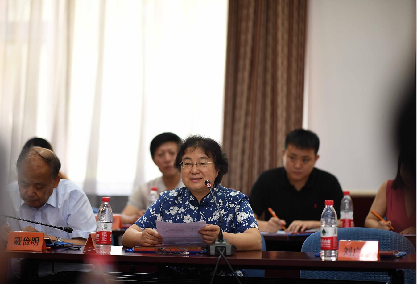 张文祥:大同市晋剧院坚守文化自信、弘扬传统文化一往无前的精神值得赞扬