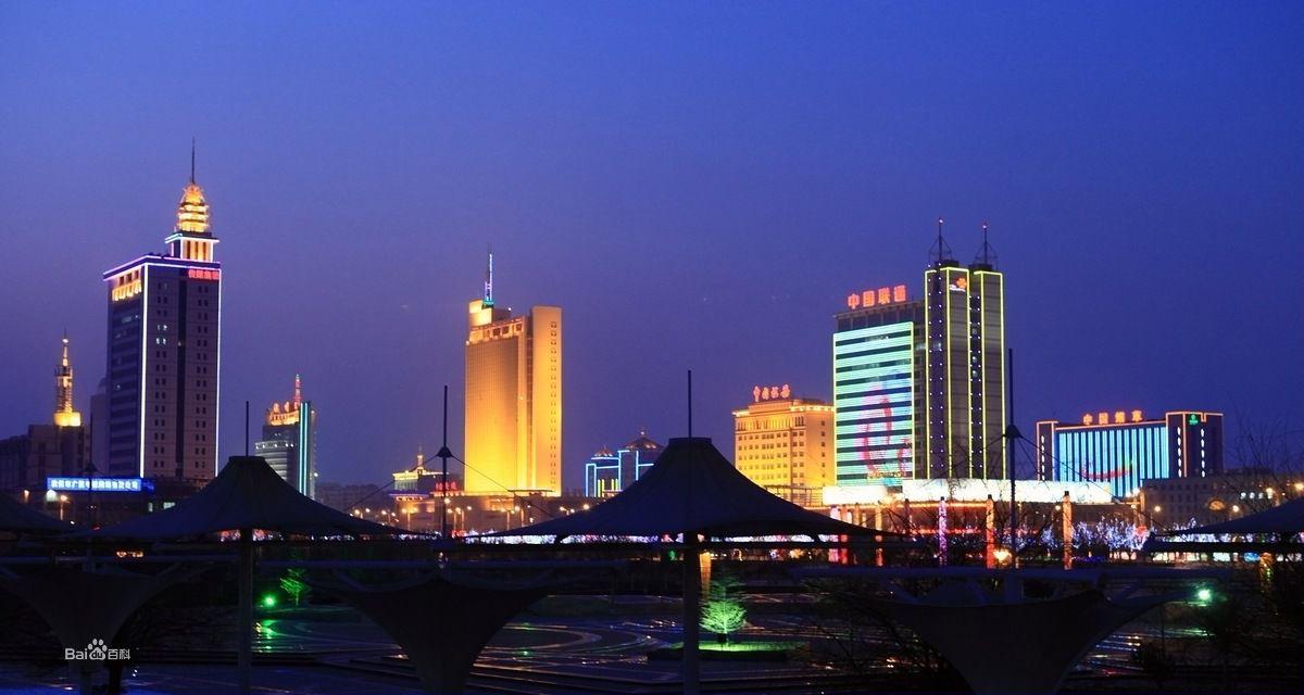 百城风光之滨州