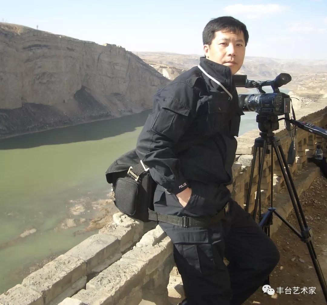 丰台区美术家协会副秘书长贾波