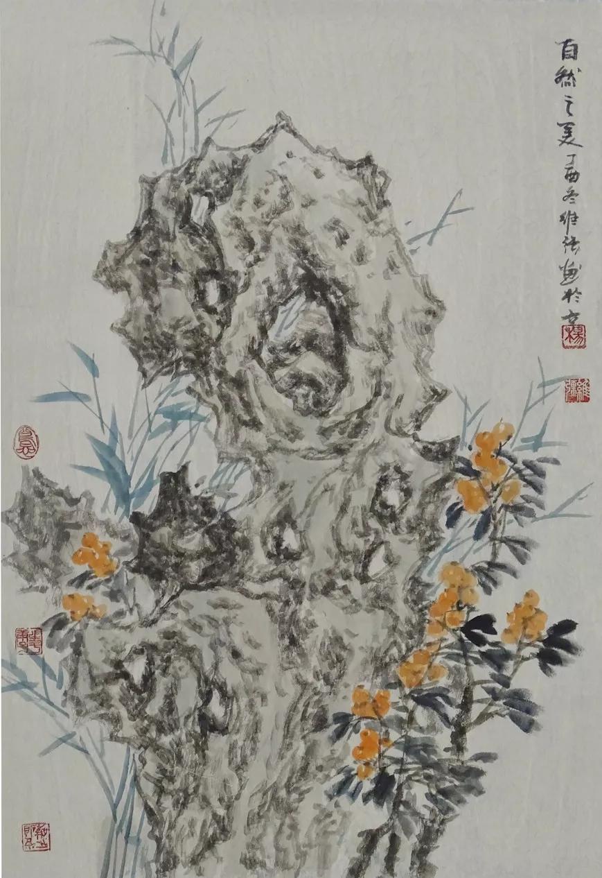 丰台区美术家协会副主席杨维强