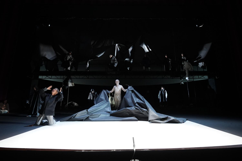 国家大剧院制作莎士比亚话剧《暴风雨》首演