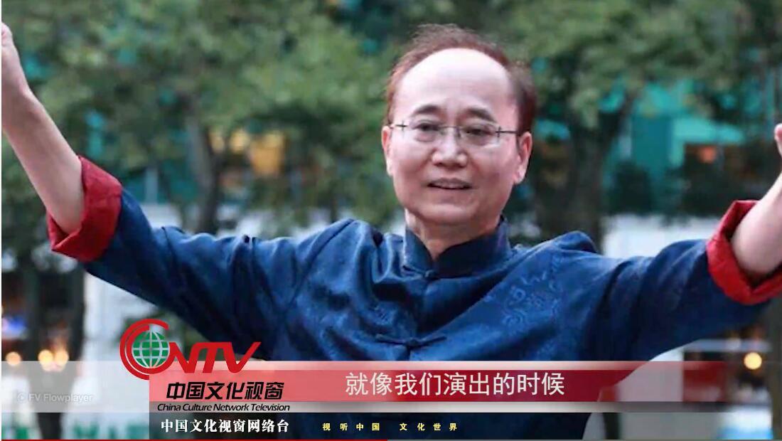 """华裔指挥家房飞:让世界爱上""""中国音"""""""