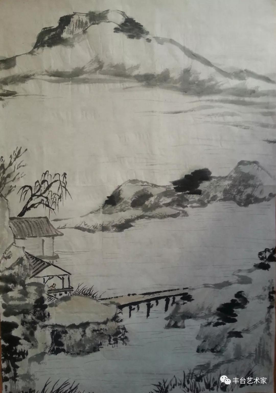 丰台区书法家协会副秘书长王振宇——我的艺术梦