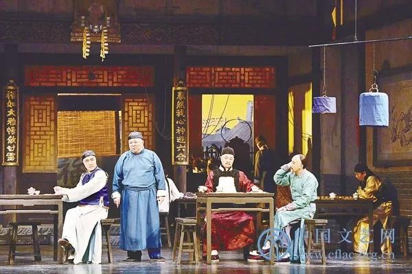 话剧《茶馆》:缘聚一甲子,共聚又一堂