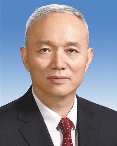 北京市委书记蔡奇:做好首都文化这篇大文章