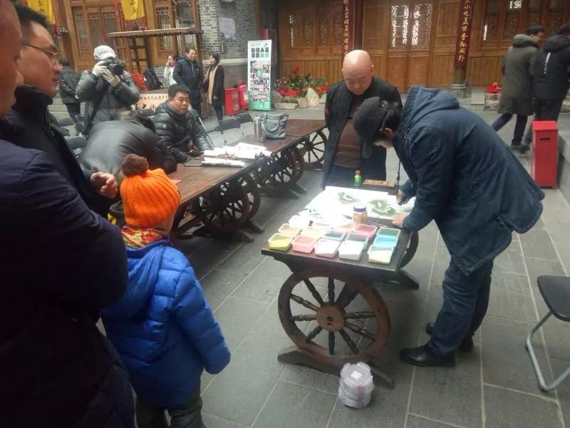 公主岭市6名艺术家参加长春市非物质文化遗产艺术节