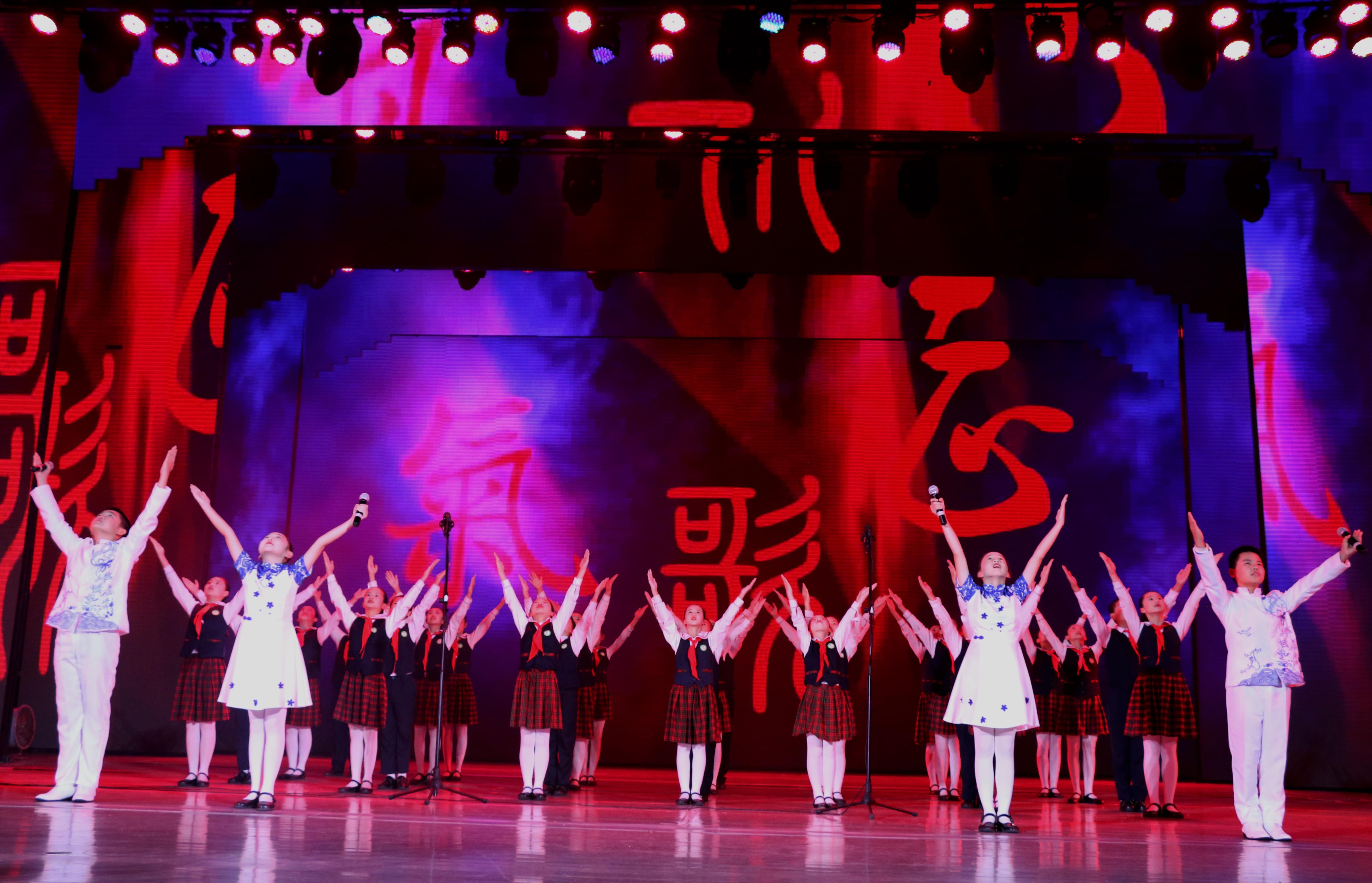 文化水袖舞出绚烂春天 ——深圳宝安松岗街道党建引领文化发展成果综述