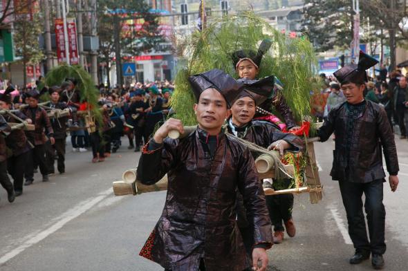 贵州黎平第九届中国侗文化旅游节将于12月7日举行