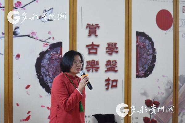 赏古月,学盘扣 柔美中国传统走进贵州省博物馆