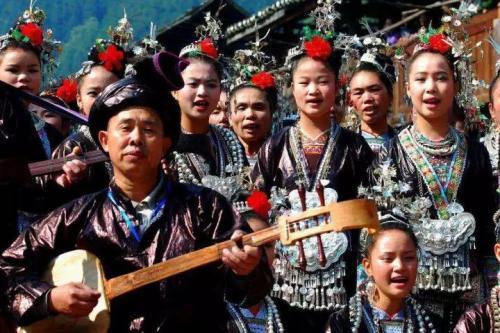 贵州非物质文化遗产——侗族大歌