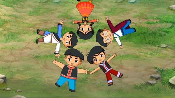 湖北精品电视动画片《石榴娃》将登陆央视少儿频道