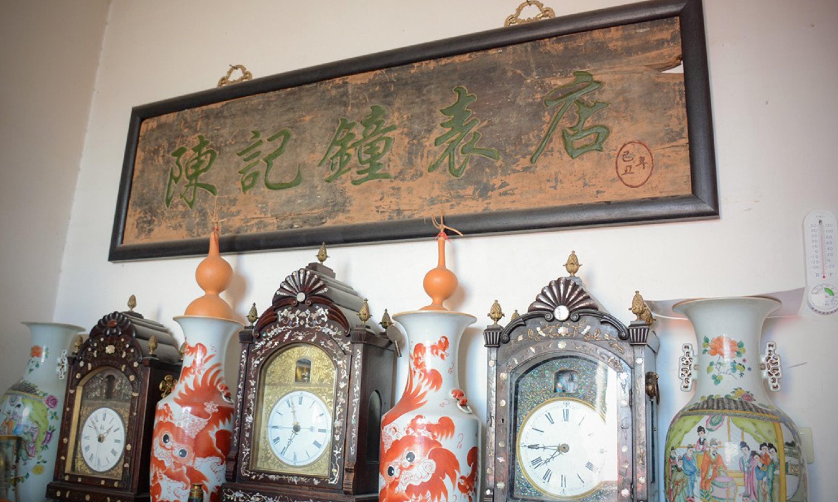 皇家钟表诞生记,珍贵动偶钟三年做一件
